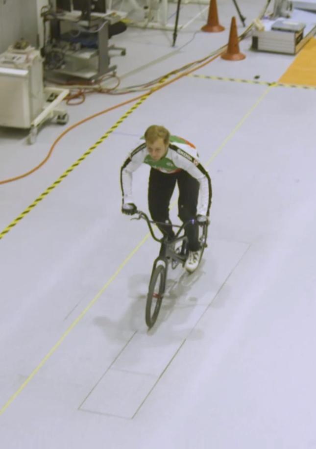 Preview image for LOM object Physik am Velo: Geschwindigkeit und Beschleunigung