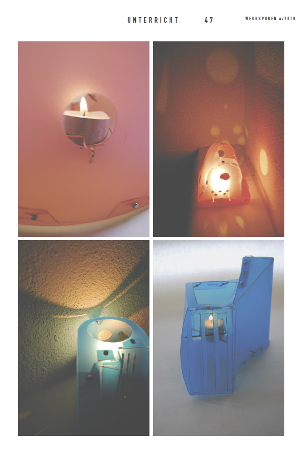 Preview image for LOM object Vom Feuer bis zur Lampe