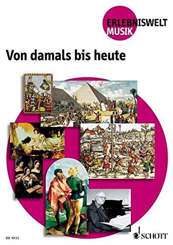 Preview image for LOM object Erlebniswelt Musik: Von damals bis heute