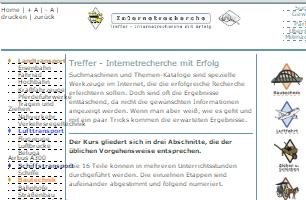 Preview image for LOM object Treffer - Internetrecherche mit Erfolg