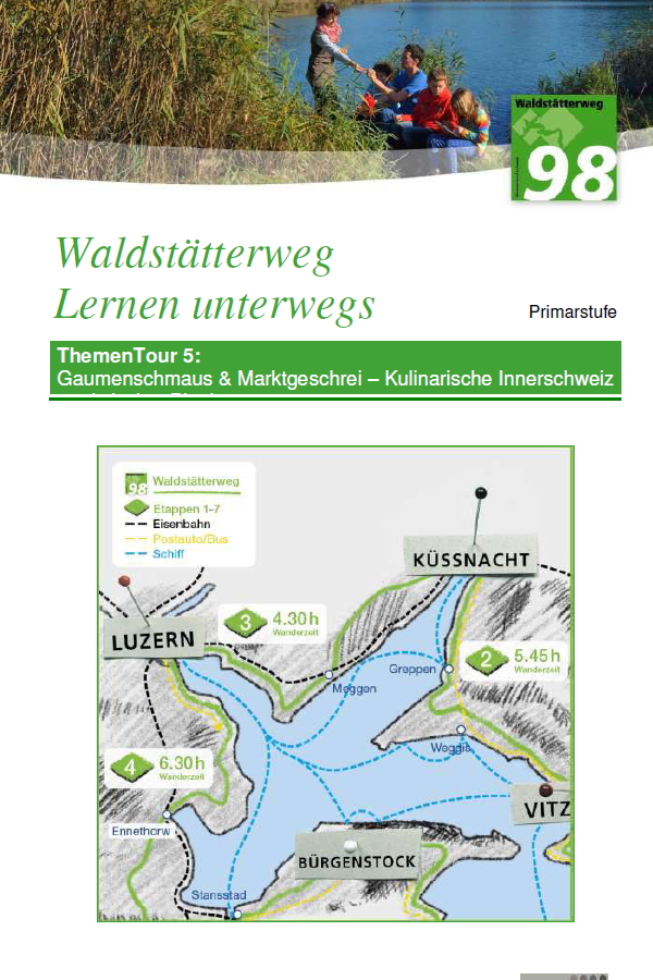 Preview image for LOM object Waldstätterweg: ThemenTour 5