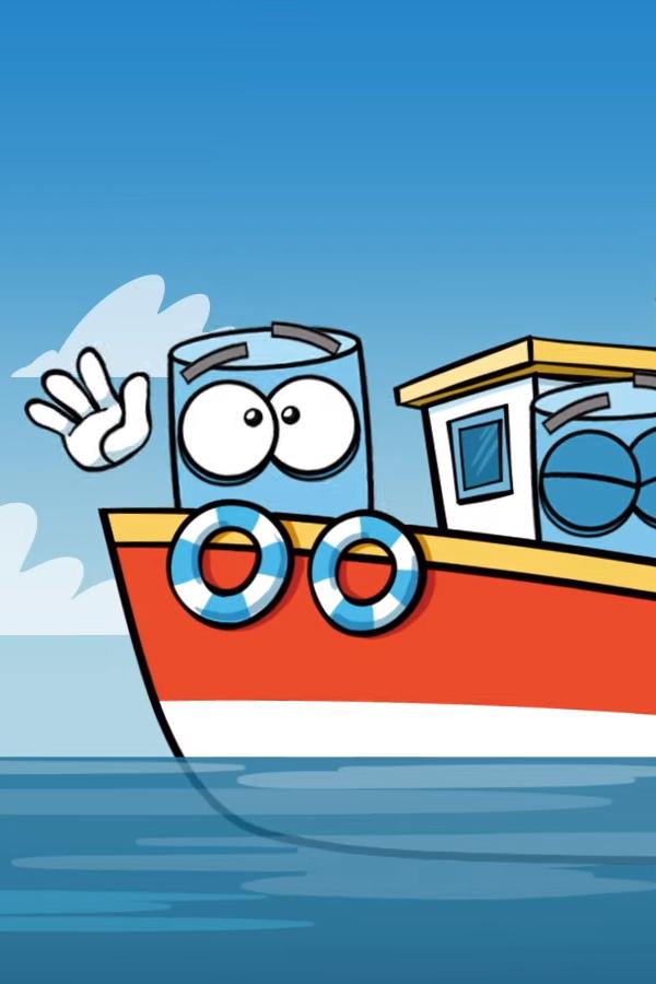 Preview image for LOM object Warum schwimmt ein Schiff?