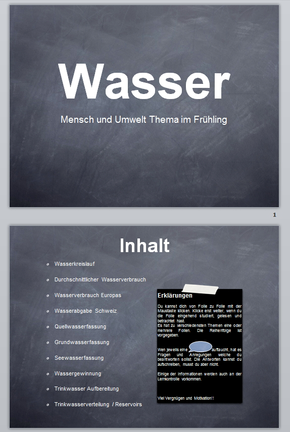 Preview image for LOM object Wasser