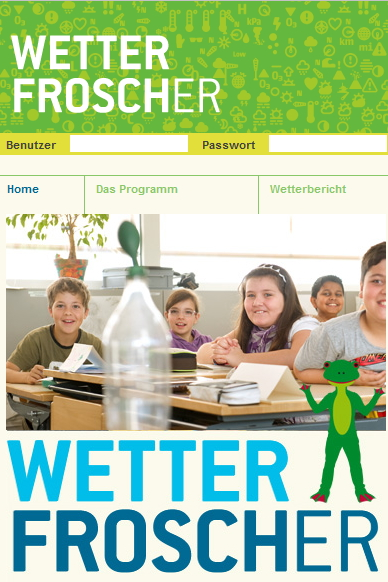 Preview image for LOM object Wetterfroscher