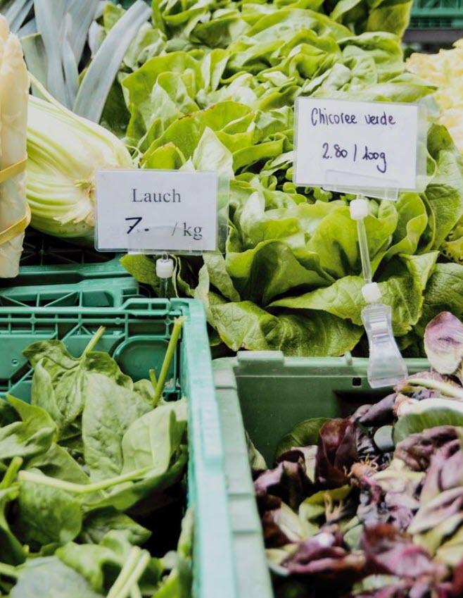 Preview image for LOM object Wie wirtschaften Wochenmärkte, Supermarkt und Pausenkiosk