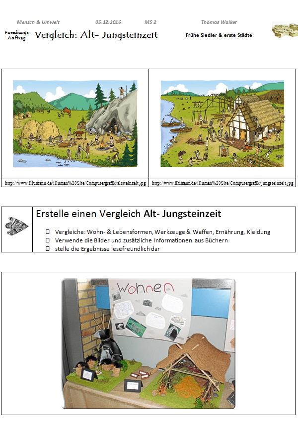 Preview image for LOM object Frühe Siedler und erste Städte