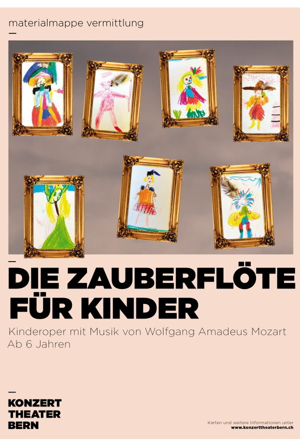Preview image for LOM object Die Zauberflöte für Kinder