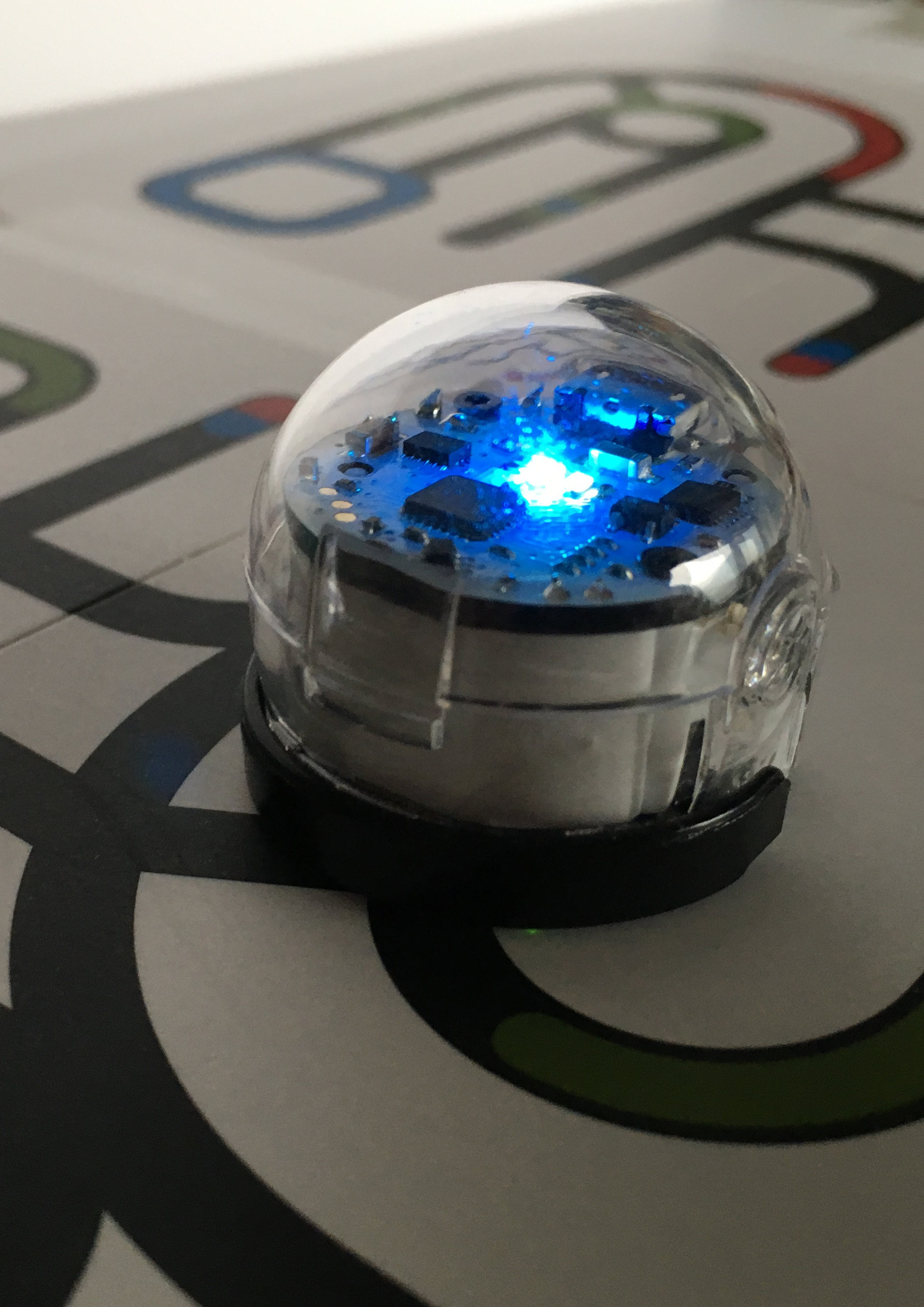 Preview image for LOM object Arbeiten mit dem Ozobot (Arbeitsheft)