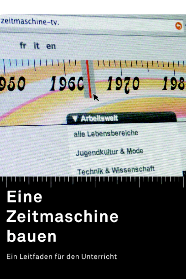 Preview image for LOM object Lehrmittel Zeitmaschine TV